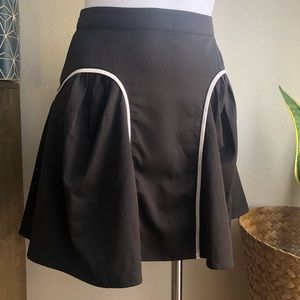 PINS AND NEEDLES Urban Outfitters Black Skirt 10